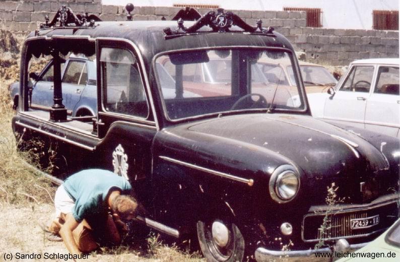 Fiat Lijkwagen 2