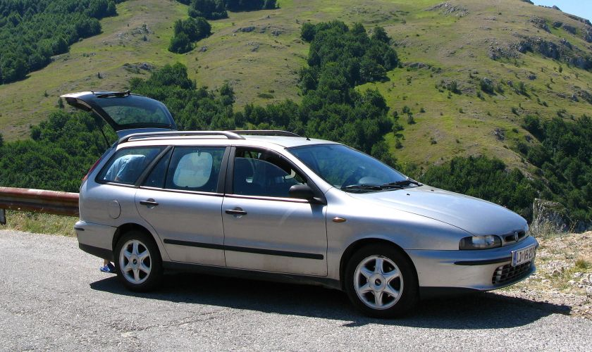 Fiat Marea Weekend JTD