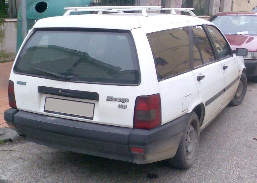Fiat Marengo MK2