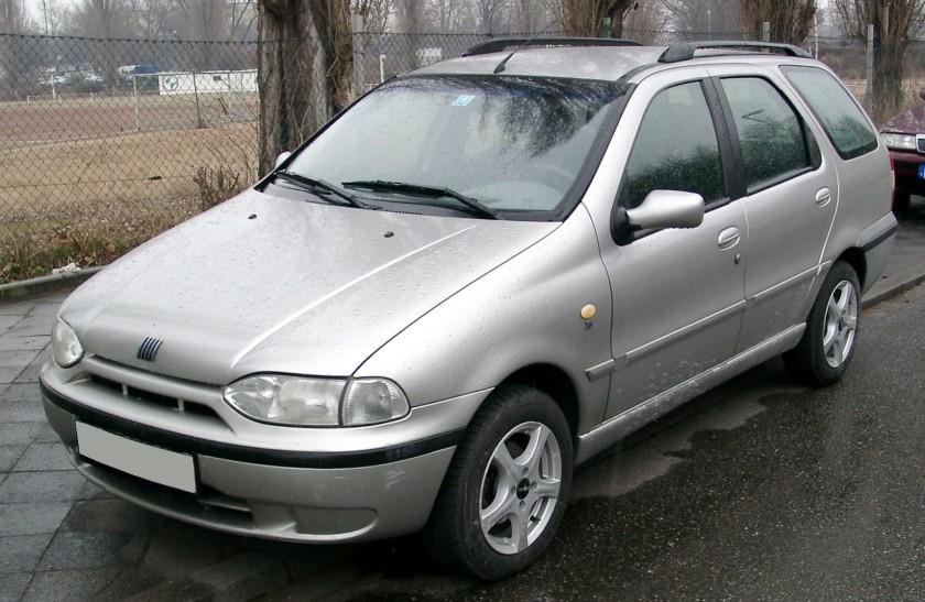 Fiat Palio Argentinië