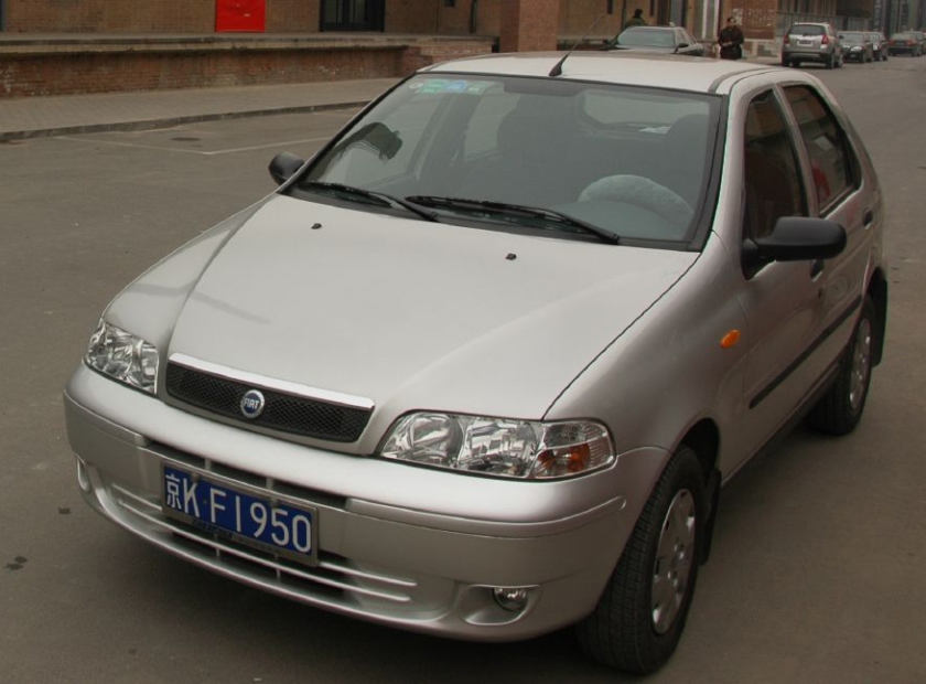 Fiat Palio in China