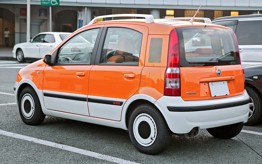Fiat Panda II Alessi