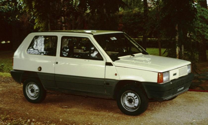 Fiat Panda Umbria