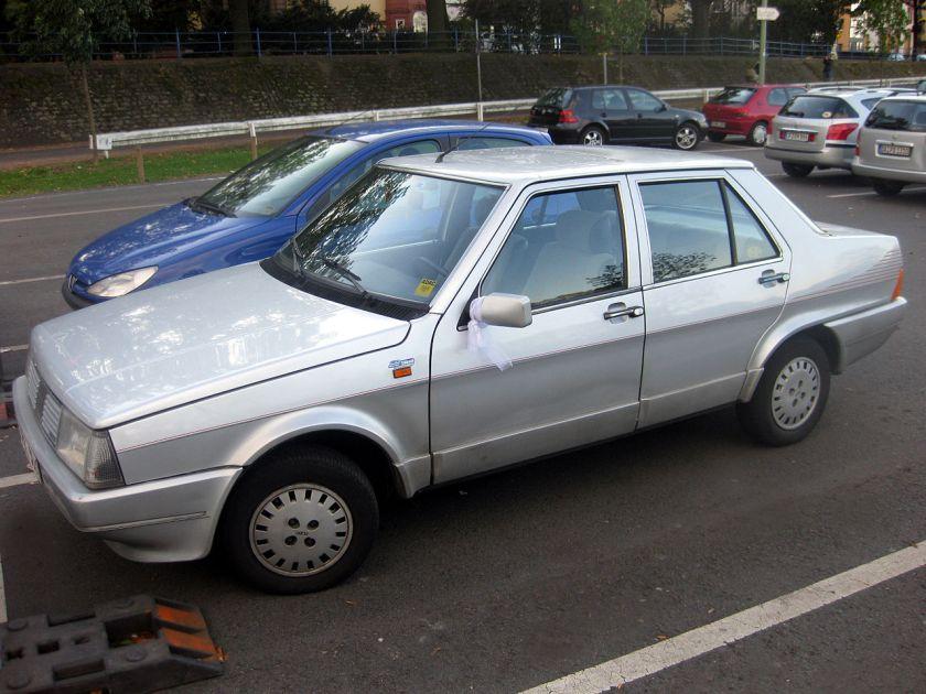 Fiat Regata 75ie Eleganza