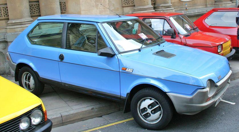 Fiat Ritmo 75cl