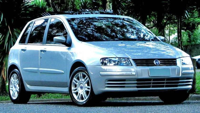 Fiat Stilo 1,9 5-door