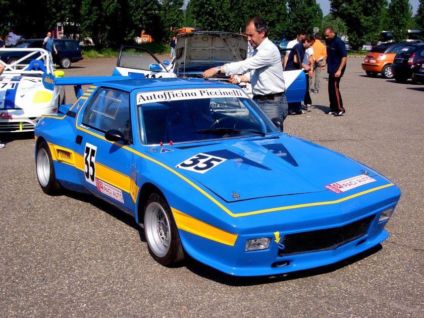 Fiat X1, 9 Dallara ant