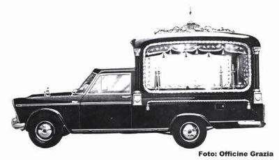 Grazia~Fiat~2300~Zeremoniewagen