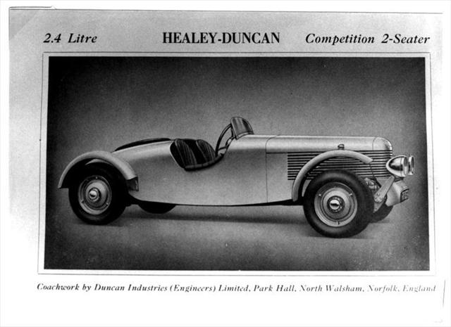 Healey Duncan Drone