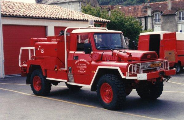 Le CCF ACMAT 4X4