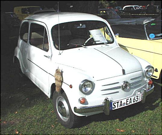 MHV Steyr-Fiat 600