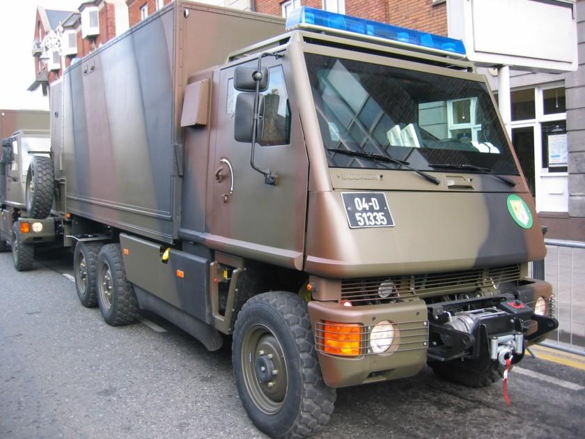 Mowag Duro 6x6 Irish