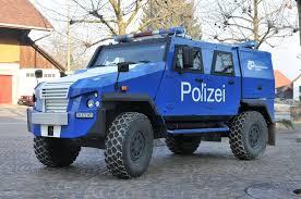 MOWAG Eagle IV Police