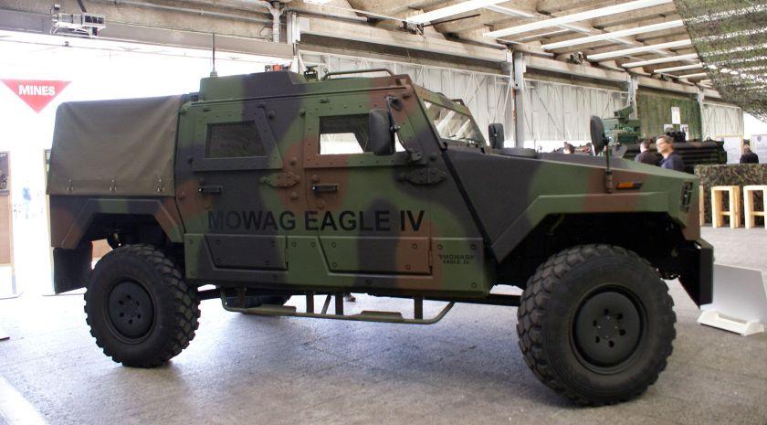 Mowag Eagle IVa
