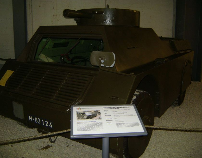 Mowag Panzerattrappe