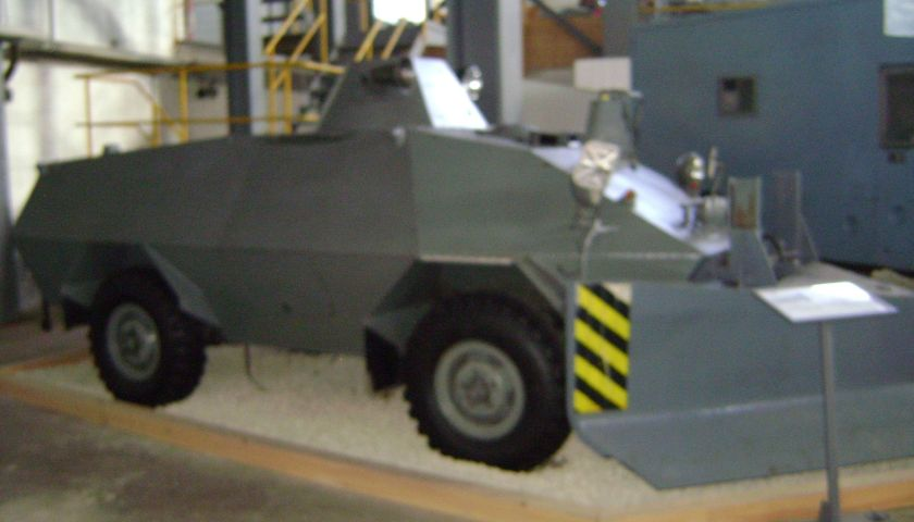 Mowag Police Roland
