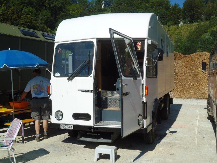 Mowag-Wohnmobil - TG 77'963