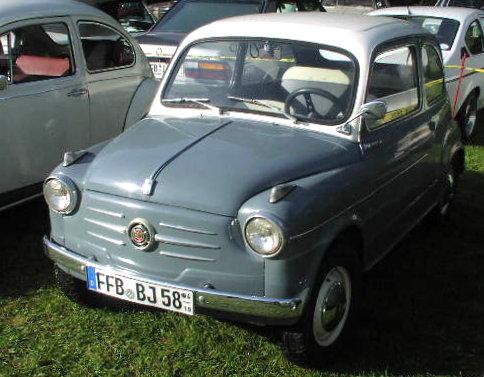 NSU Fiat Jagst