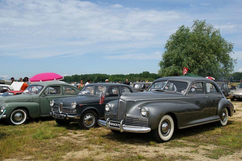 Packard Custom Super 8 Clipper One-Eighty