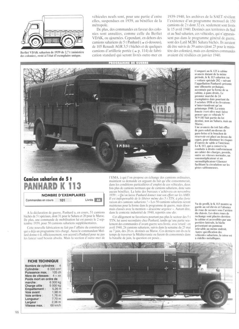 Panhard K113