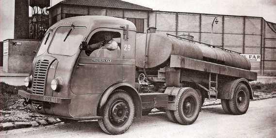 Panhard Tanker