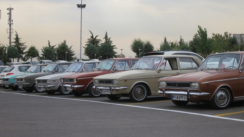 Paykan_Gathering_in_Northen_Tehran