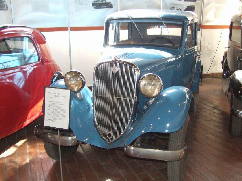 Polski Fiat 508 III Junak