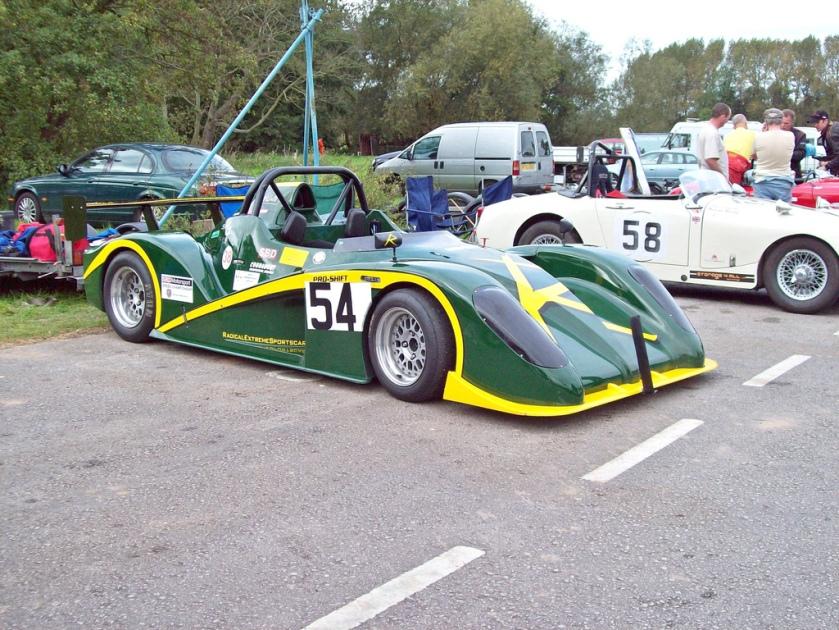 Radical SR4 Clubsport 1478cc