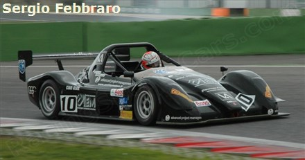 Radical SR5 - Monolite Racing