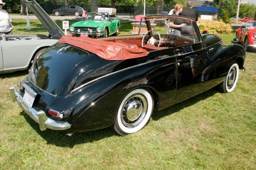 Sunbeam-Talbot 90 MkIIA Drophead Coupe a