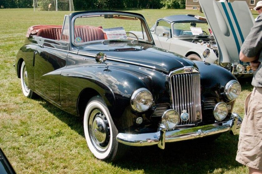 Sunbeam-Talbot 90 MkIIA Drophead Coupe