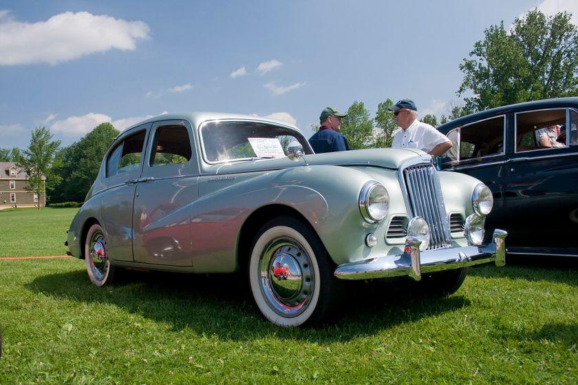 Sunbeam-Talbot 90 MkIIA Sedan