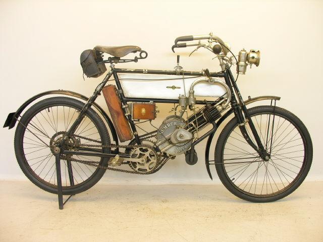 1903 Humber 2,75 pk