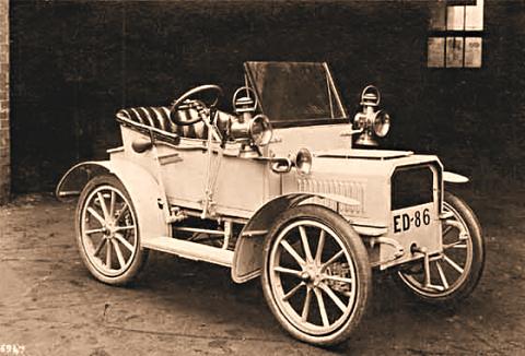 1903 Humber ette