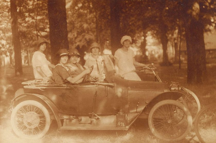 1903 Humber Humberette 8HP