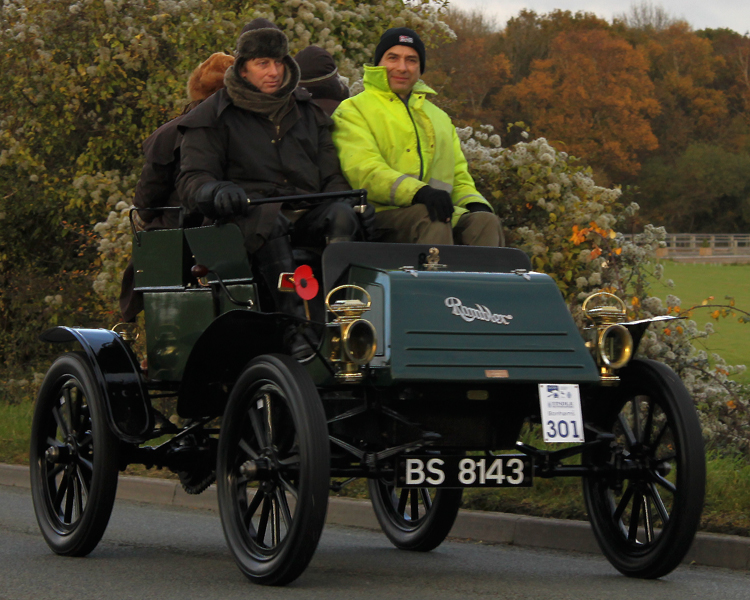 1903 Rambler 6.5 HP Runabout