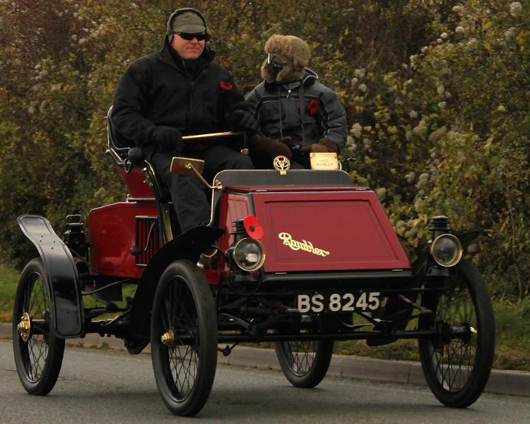 1903 Rambler 6HP Runabout