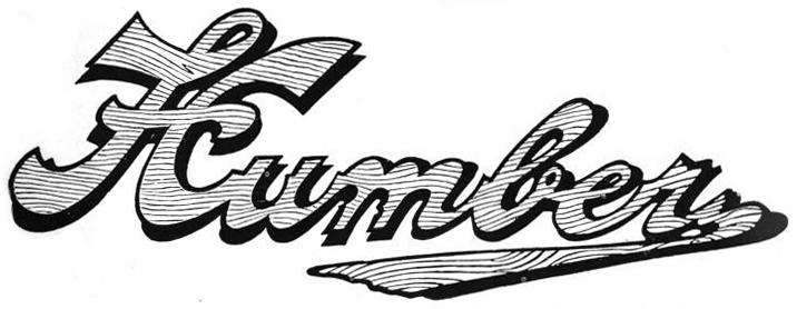 1905 Humber-auto logo