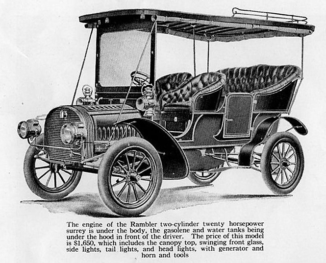 1905 Rambler