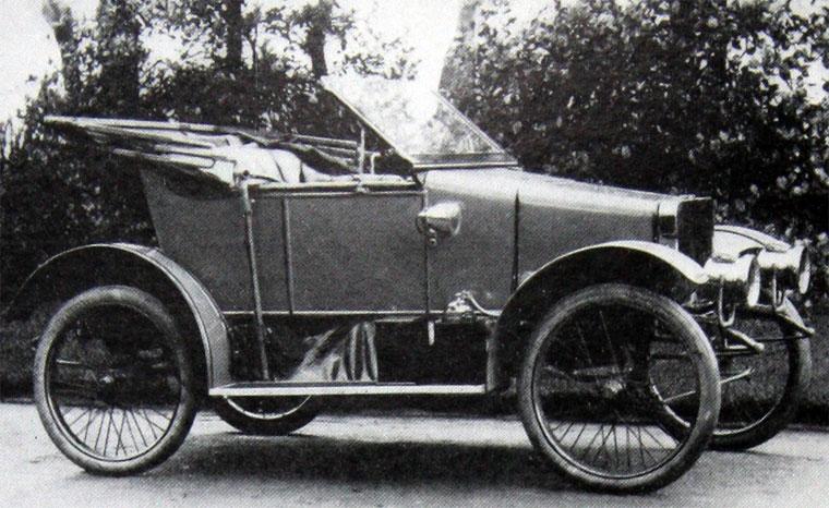 1906 Jowett