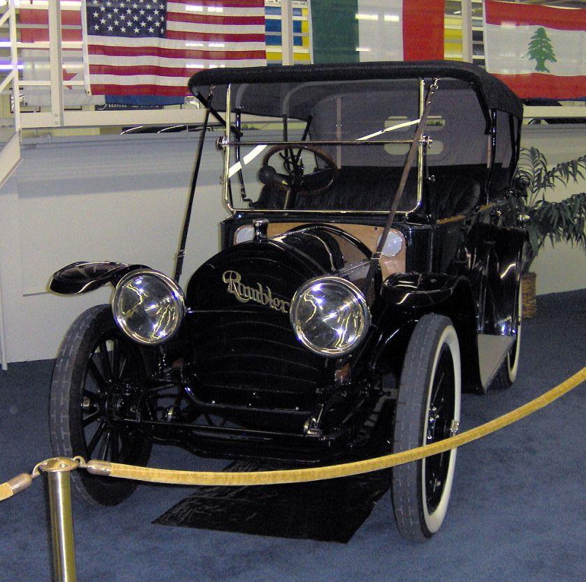 1913 Rambler Touring