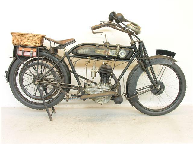 1914 Humber 500 cc 3-Speed