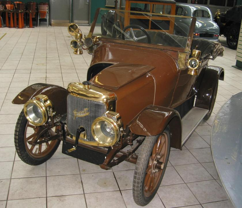 1914 Jowett UK