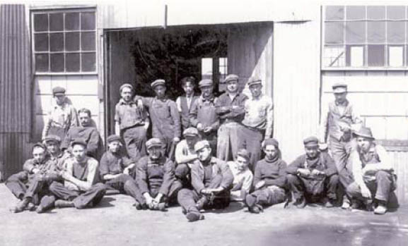 1915 Jeffery company employees