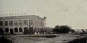 1915 Jeffery factory