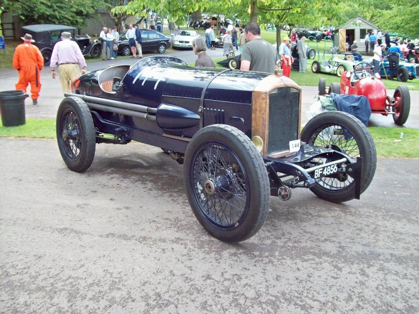 1917 Hudson Super Six (Mod.) Engine 2886cc