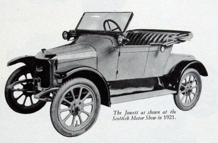 1921 Jowett