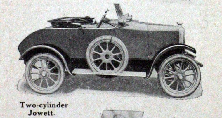 1923 Jowett a