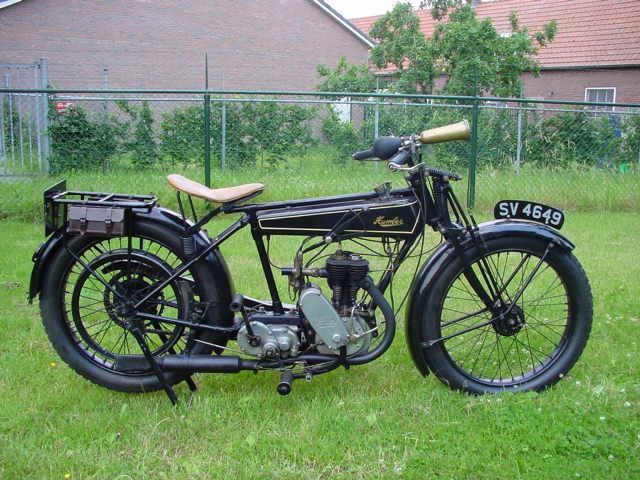 1925 Humber 2¾-pk (350 cc) 234HP