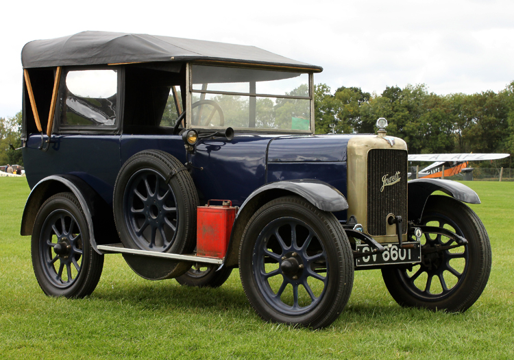 1926 Jowett Short-chassis tourer from Shuttleworth Collection